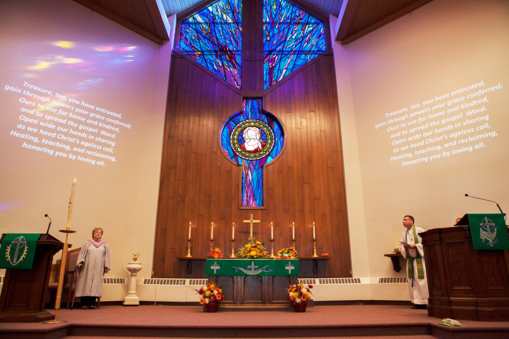 New Covenant UCC Sanctuary